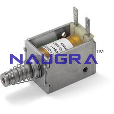 Solenoid For Electrical Lab Training