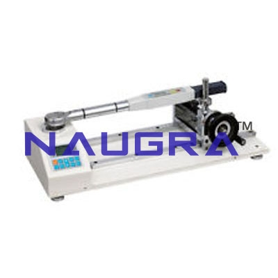 Torsion Tester 30 Nm- Engineering Lab Training Systems