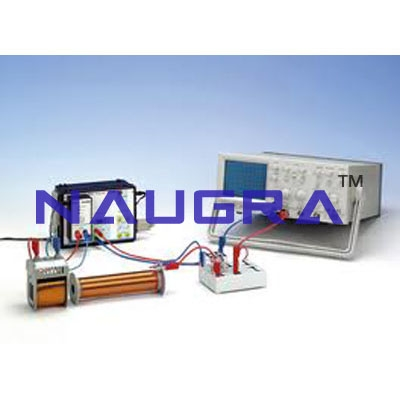 Inductance Of Solenoids For Electrical Lab Training