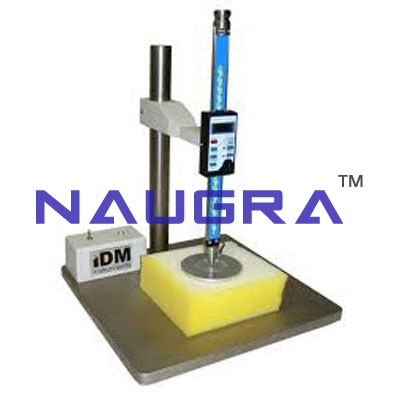Foam Thickness Gauge For Testing Lab