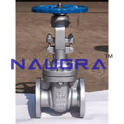 Cutaway Model Flanged Globe Valve- Engineering Lab Training Systems