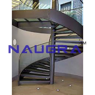 Spiral Stair- Engineering Lab Training Systems