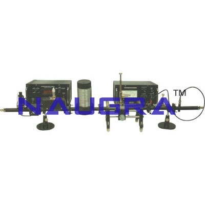 To Study of Gunn Diode Microwave Test Bench For Electrical Lab Training