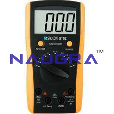 Multimeter For Electrical Lab Training