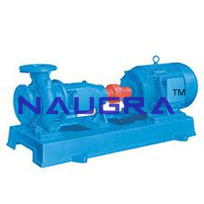 Centrifugal Single Stage Pump- Engineering Lab Training Systems