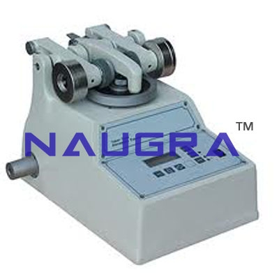 Abrasion Tester (For Sole Leather) For Testing Lab