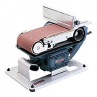 PORTABLE DRUM SANDER and PAPER