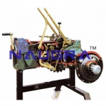 Tracked Tractor Transmission- Engineering Lab Training Systems