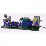 Alternating Bending Fatigue Machine- Engineering Lab Training Systems