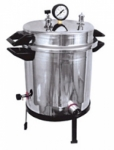 Portable Autoclave Laboratory Equipments Supplies