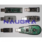 USB Based Microcontroller Programmer For Electrical Lab Training