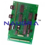 12 Bit ADC Interface Interface Card For Electrical Lab Training
