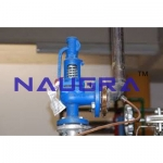 Safety Valve- Engineering Lab Training Systems