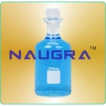 Tall Form Weighing Bottles With Interchangeable Stopper Laboratory Equipments Supplies