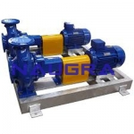 Twin Centrifugal Pump Configurations- Engineering Lab Training Systems