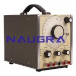 To Study The Frequency Response Of Rc Coupled 01 For Electrical Lab Training