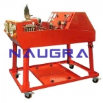 Automotive Electrical Simulator with Points Ignition For Electrical Lab Training