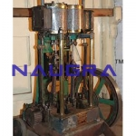 Model of Drop Valve Steam Engine- Engineering Lab Training Systems
