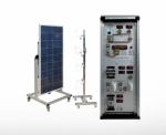 PV System for Standalone and Grid connected application Trainer