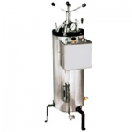 Vertical Autoclave Deluxe Laboratory Equipments Supplies