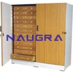 Insect Showcase Cabinet Small Laboratory Equipments Supplies