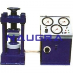Compression Testing Machine 2000 KN (Electrically Operated) For Testing Lab