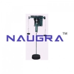 Wall Mounted Screw Jack- Engineering Lab Training Systems
