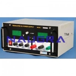 Regulated Variable Power Supply Laboratory Equipments Supplies