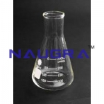 Narrow Neck Erlenmeyer Flask Laboratory Equipments Supplies