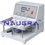 Dynamic Water Proofness Tester For Testing Lab