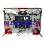 CAN Bus Trainer VW Golf V For Electrical Lab Training