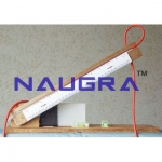 Inclined Manometer- Engineering Lab Training Systems