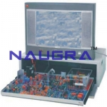 Colour TV Trainer For Electrical Lab Training