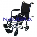 Light Weight Folding Wheel Chair Economy Model
