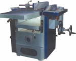 COMBINE SURFACE PLANER AND THICKNESSER