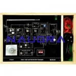 Analog Communication Trainer For Electrical Lab Training