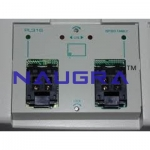 EPROM Gang Programmer -1 For Electrical Lab Training