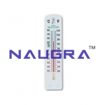 Wall Thermometer Demonstration Type- Engineering Lab Training Systems
