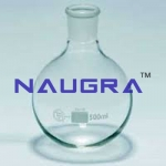 Naqrrow Neck Round Bottom Flask Laboratory Equipments Supplies