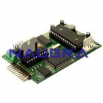 DC Motor Controller Interface Card For Electrical Lab Training