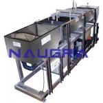 Mobile Bed and Flow Visualisation Unit- Engineering Lab Training Systems