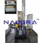 Surge Tank and Water Hammer Unit- Engineering Lab Training Systems