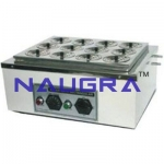 Water Bath Rectangular Thermostatic (Double Walled) Laboratory Equipments Supplies