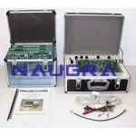 Digital Communication Trainer For Electrical Lab Training