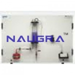 Expansion Vessel Training Panel Laboratory Equipments Supplies
