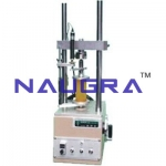 Unconfined Compression Test Apparatus For Testing Lab