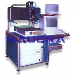 PCB Drilling Machine For Electrical Lab Training