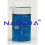 Tall Form Graduated Beaker With Spout Laboratory Equipments Supplies