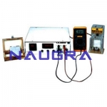 G.M. Counter For Electrical Lab Training