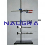 Aluminium Condenser Clamp Laboratory Equipments Supplies